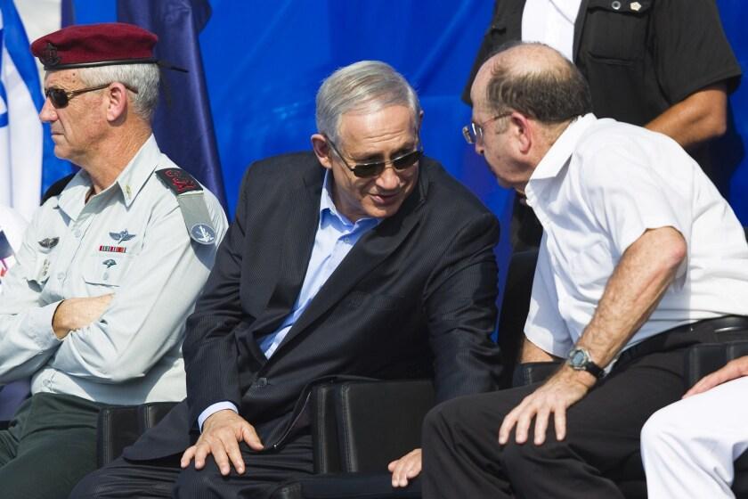 Israeli intelligence spat