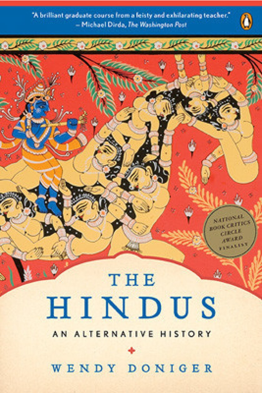 """""""The Hindus"""" by Wendy Doniger"""