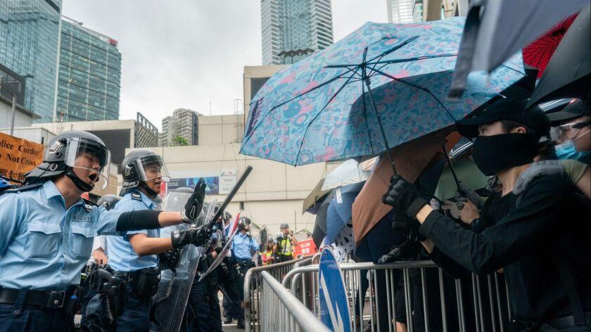 Many fear that Hong Kong's 'last battle' is already lost - Los