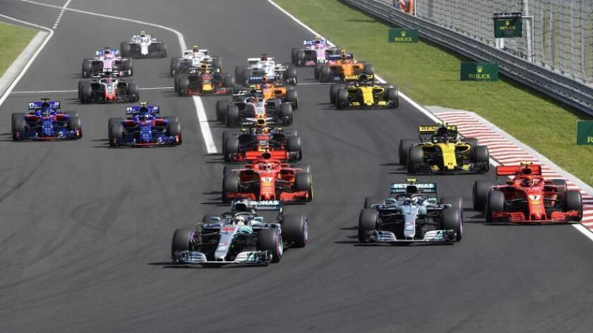 La FIA ha aprobado este lunes que a partir del Gran Premio de Australia de Fórmula Umo de este fin de semana se conceda un punto al piloto que consiga la vuelta más rápida en una carrera, siempre que esté clasificado entre los diez primeros EFE/EPA/Archivo