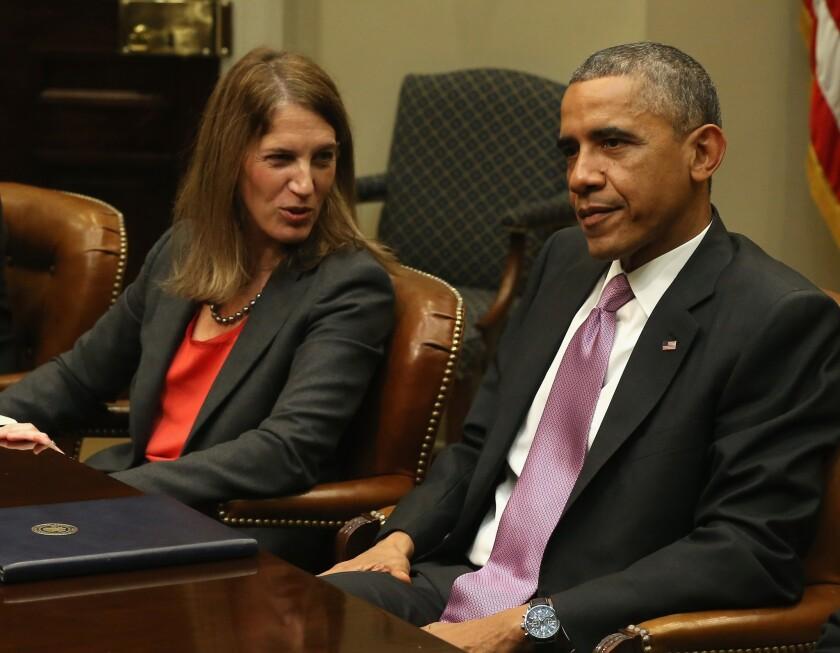 Obama meeting on Ebola