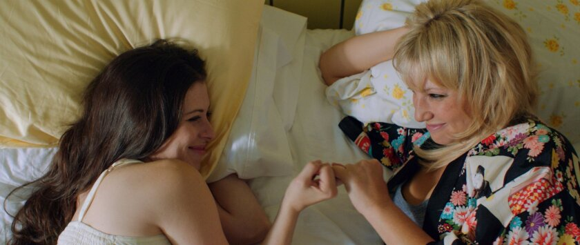 Lauren Miller and Ari Graynor star in 'For A Good Time, Call...'