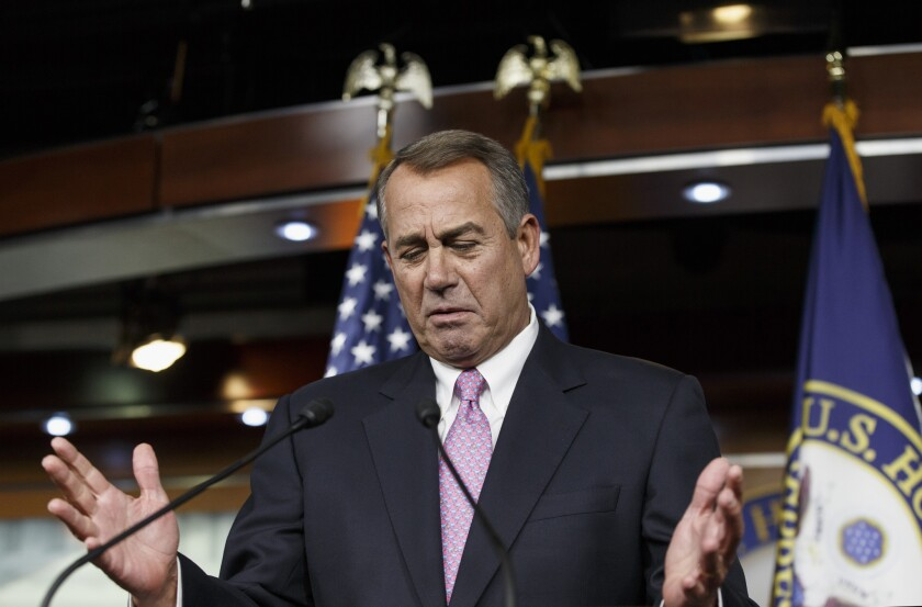 No immigration reform? Why not just close the House and go