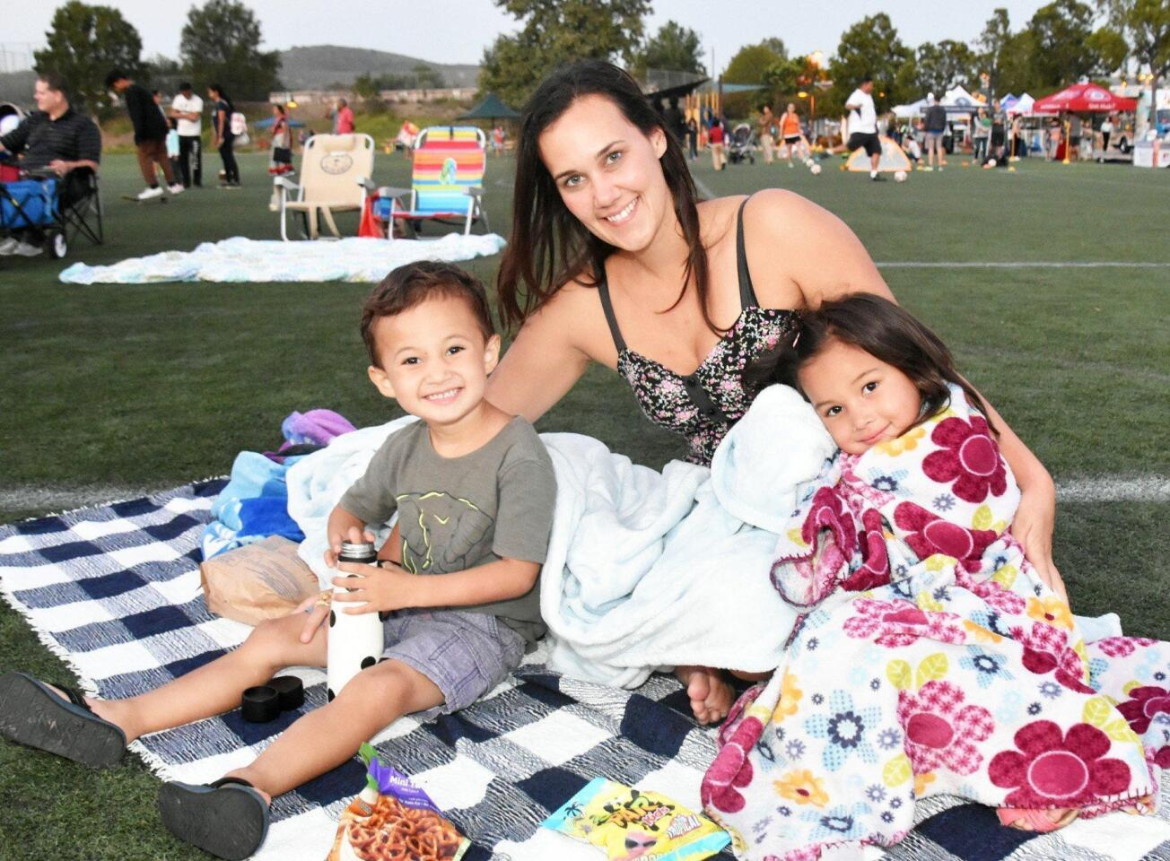 4S Ranch Summer Movies in the Park - 7/13/2018