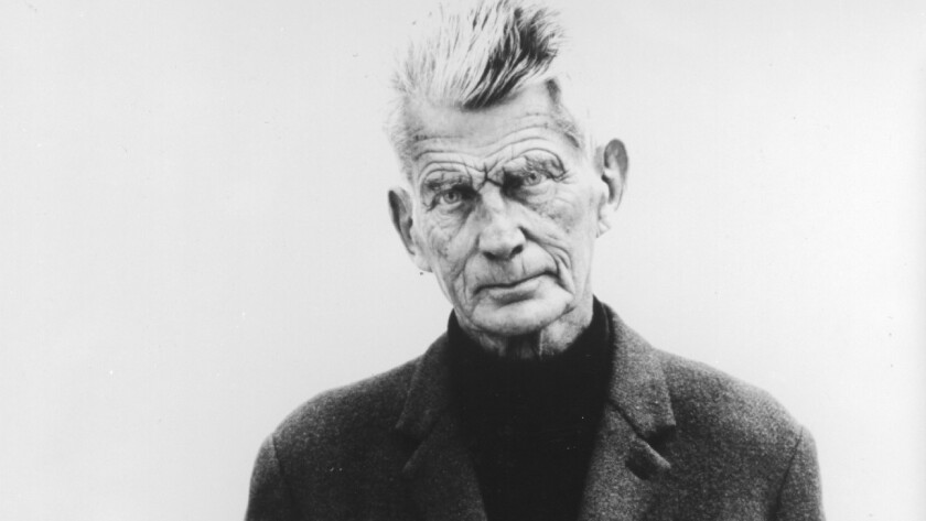 Samuel Beckett of The Evergreen Review