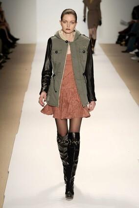Fall 2009 New York Fashion Week: Charlotte Ronson