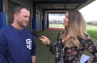 Padres manager Andy Green discusses Spring Training and the season ahead