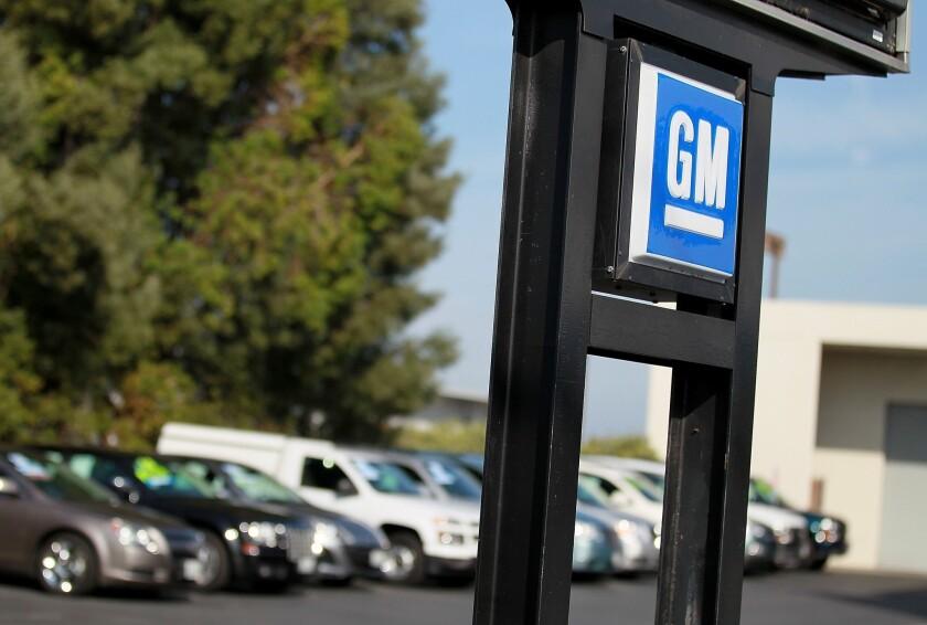 GM recall