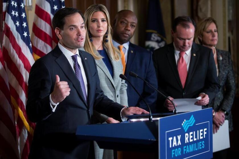 """Niños piden en cartas a Rubio una ley para """"soñadores"""" antes de fin de año"""
