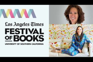 """Meena Harris, author of """"Ambitious Girl"""" in conversation with Mary McNamara"""