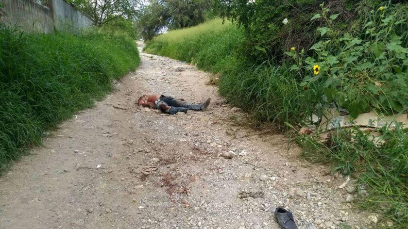 MEXICO-CRIME-VIOLENCE-MEDIA-PRESS-GONZALEZ-MURDER