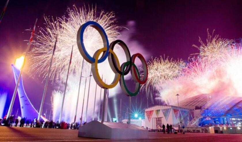 Ensayos para la ceremonia de inauguración de los Juegos Olímpicos Río 2016.