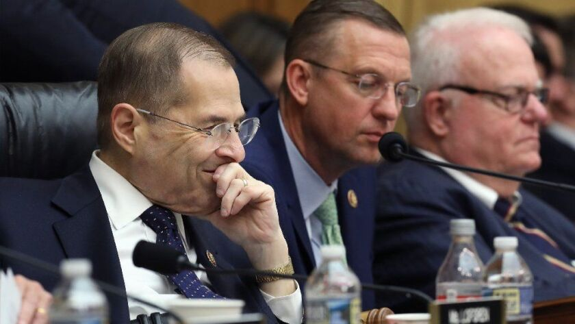 House Judiciary Committee Votes On Whether To Hold Attorney General Barr In Contempt Of Congress