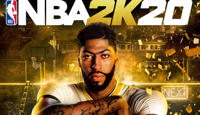 sneakers for cheap b3f52 a1f06 Lakers' Anthony Davis breaks silence to talk LeBron James ...