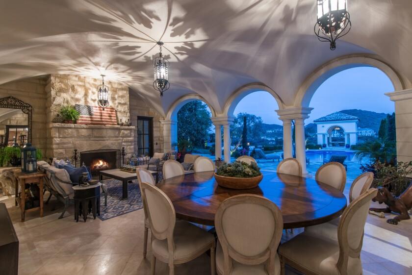 Armand Marciano's Thousand Oaks home | Hot Property