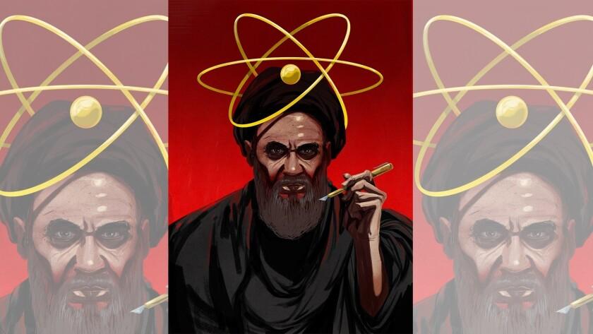 Illustration - A nuclear Iran