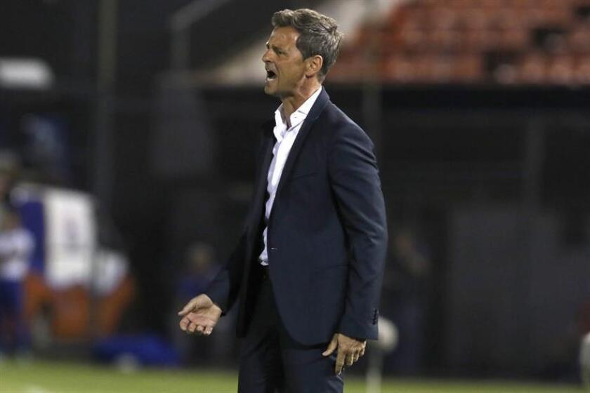El entrenador, Diego Cocca, llega a México para dirigir a los Xolos de Tijuana. EFE/Archivo