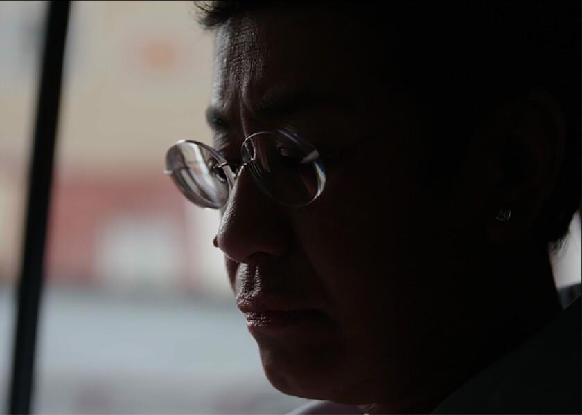 "Documentary ""A Thousand Cuts"" tells the story of award-winning Filipino-American journalist Maria Ressa."