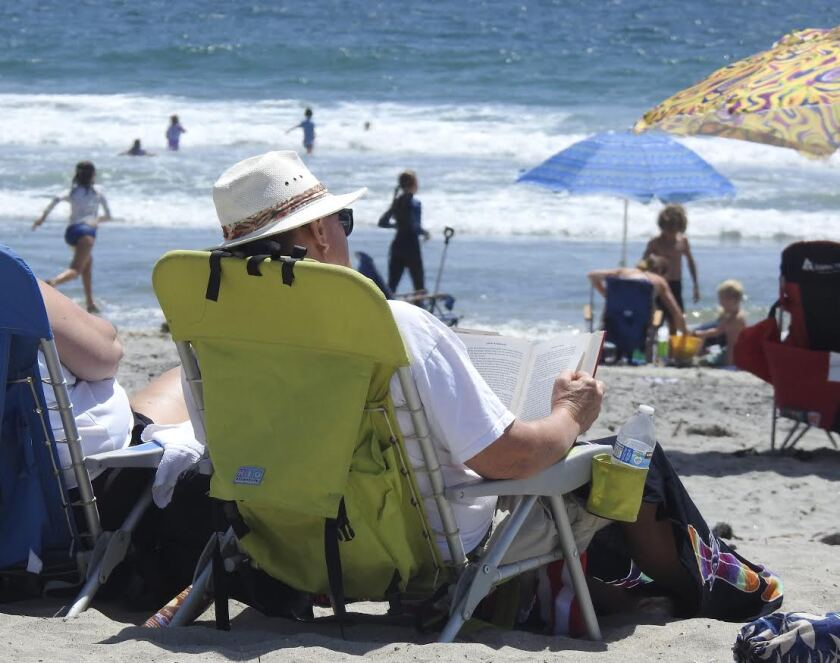 Most beach areas in San Diego County will be open during the first week of summer.
