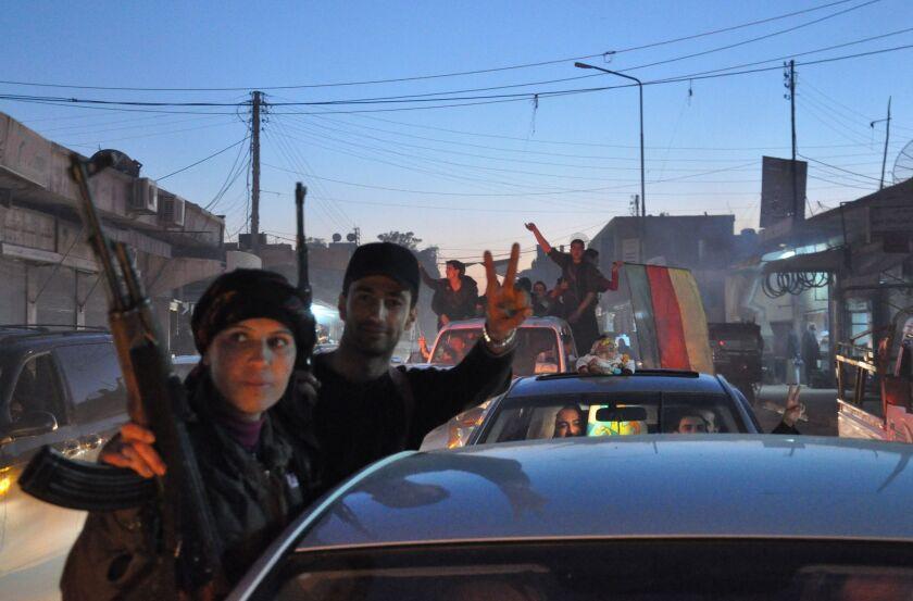 Qamishli, Syria