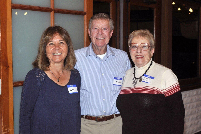 Helen Driver, Kinsey Humphrey, Robin Friedheim