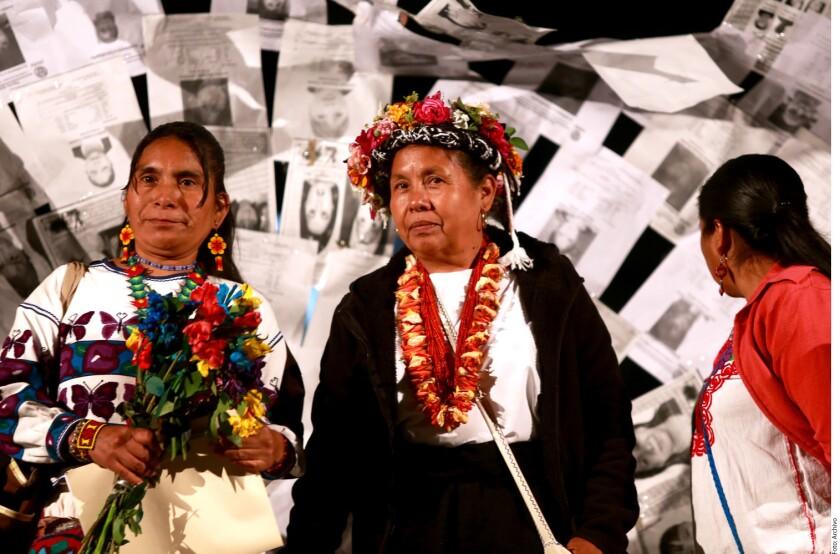 El Congreso Nacional Indígena (CNI) denunció que un comando armado atacó a la caravana de la aspirante independiente a la Presidencia María de Jesús 'Marichuy' Patricio Martínez.