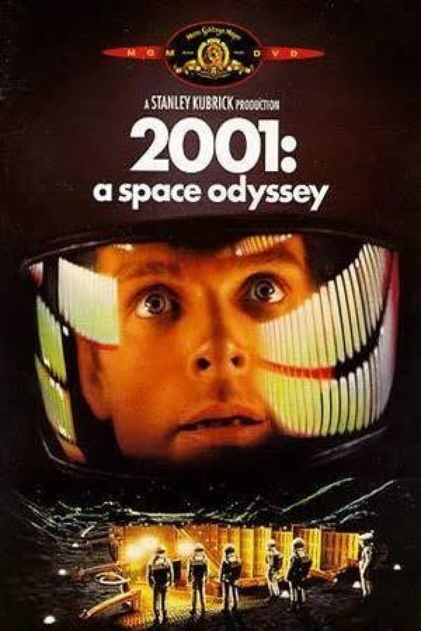 Director Stanley Kubrick used Gyrgy Ligeti's revolutionary 'Atmosphères' in the film 2001 'A Space Odyssey.'