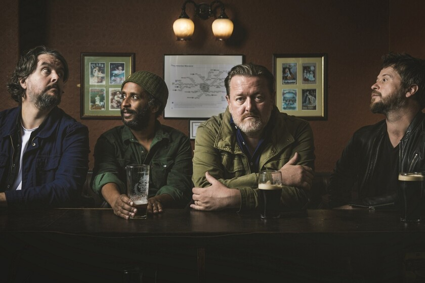 Elbow's eighth studio album, Giants of All Sizes, is out now.