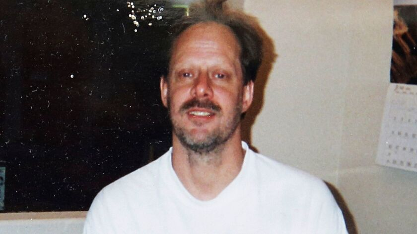 FILE - This undated photo provided by Eric Paddock shows his brother, Las Vegas gunman Stephen Paddo