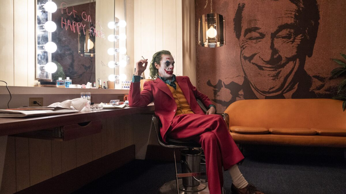'Joker' regains top spot as 'Black and Blue,' 'Countdown' and 'Current War' fall short