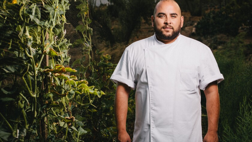Chef Diego Hernandez is opening a restaurant in West Hollywood.