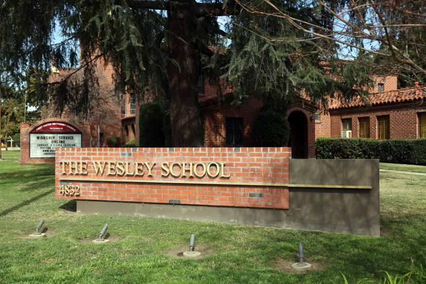 The Wesley School i