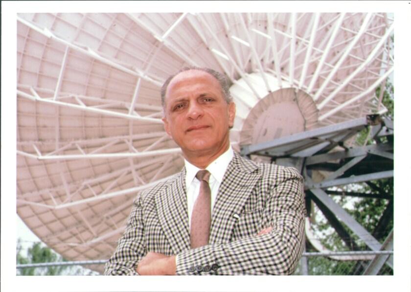 Emilio Nicolas Sr. helped found the nation's largest Spanish-language TV network, Univision.