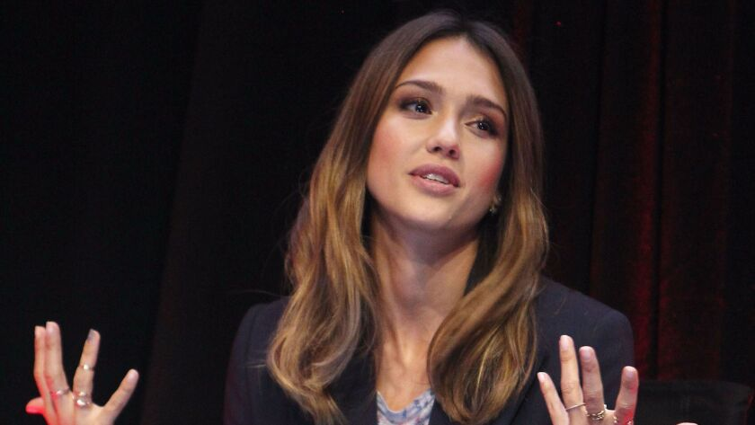 'An Honest Conversation' with Jessica Alba and Christopher Gavigan