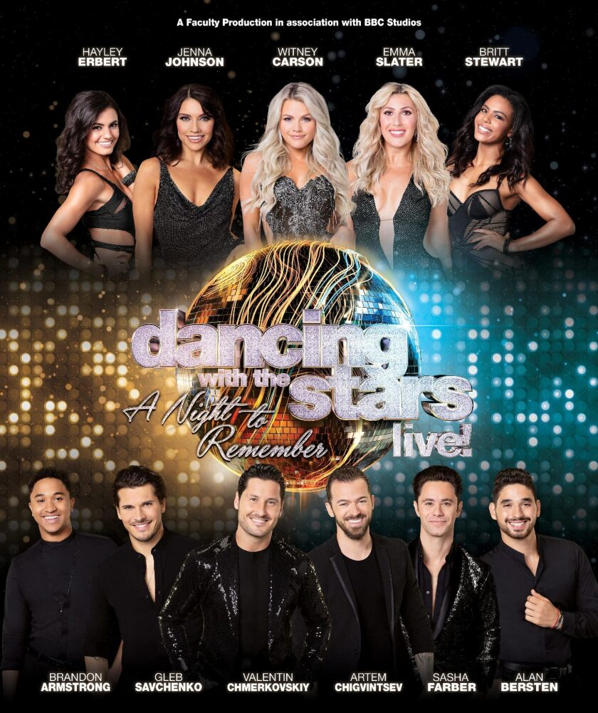 Dancing With the Stars Live: A Night to Remember