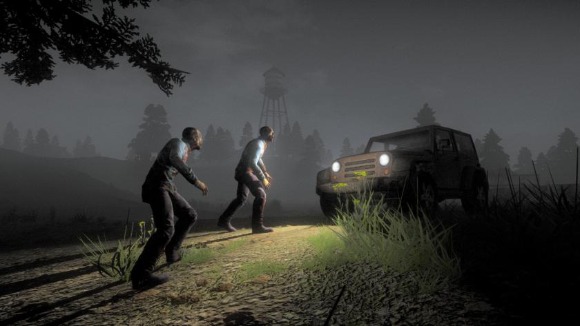"""Sony zombie game """"H1Z1"""""""