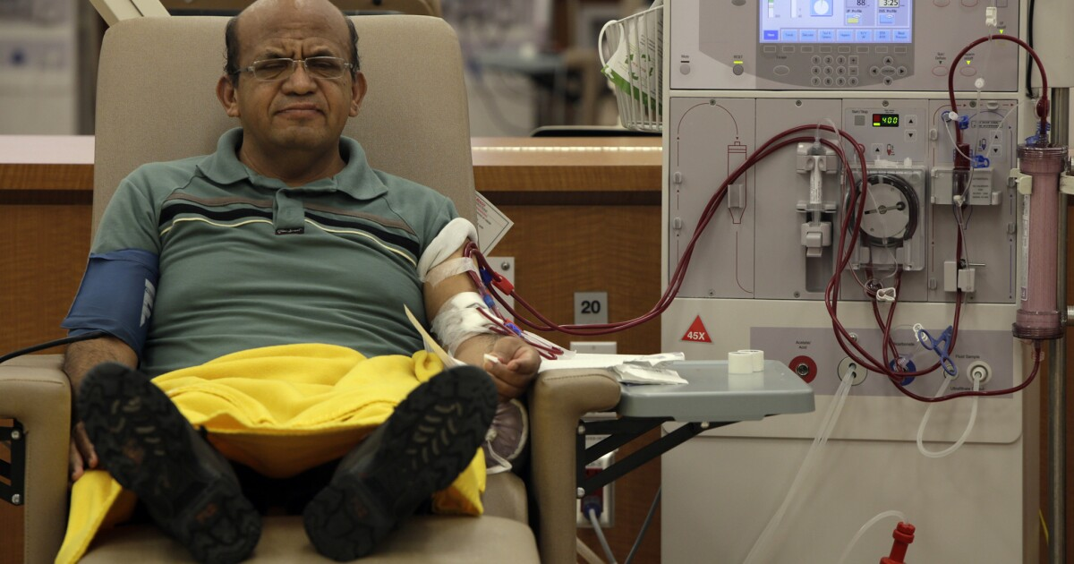 California voters will again consider new dialysis center regulations with Prop. 23