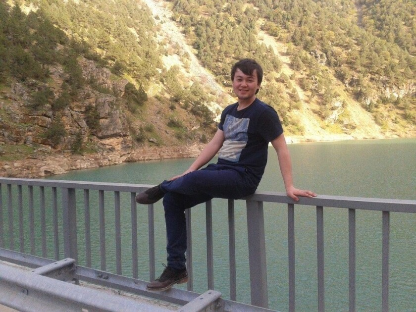Wutikuer Yaermaimaiti, a 29-year-old Uighur from Ili, Xinjiang, has been detained since April 2017, according to his family.