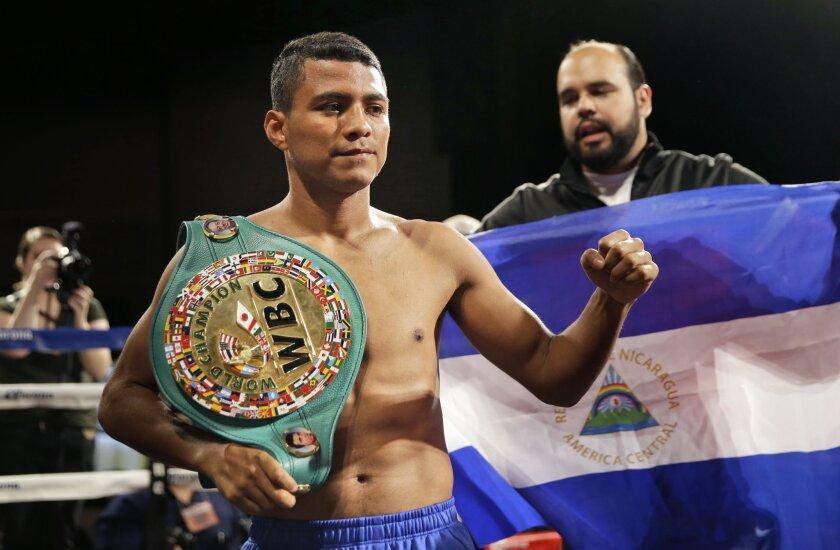 Roman 'Chocolatito' Gonzalez returns to Forum on Sept. 10 against ...
