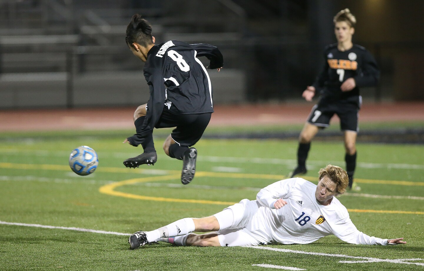 Photo Gallery: Marina vs. Huntington Beach in boys' soccer
