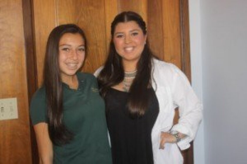 Sisters Iberia and Alexis Velasquez are founders and designers of Emortal T-shirts