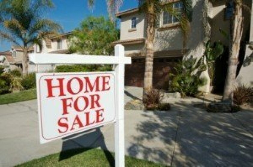 Fewer foreclosure properties spell good news for the California housing market.