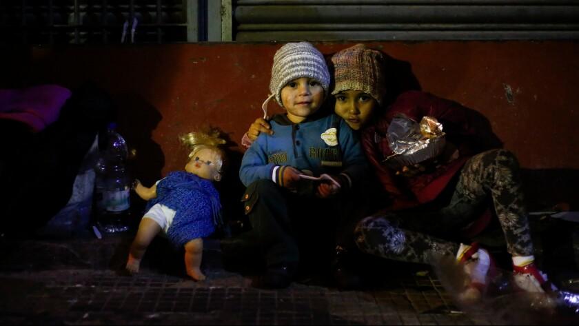 Brazil homelessness
