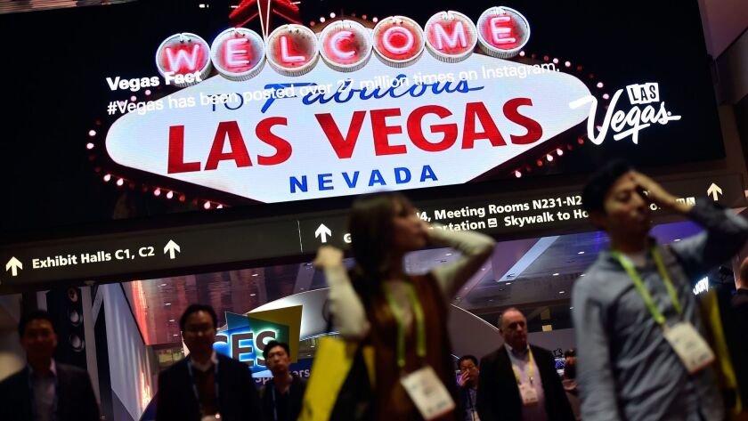 CES, the world's largest annual consumer technology trade show, features about 3,900 exhibitors showing off their latest products and services.
