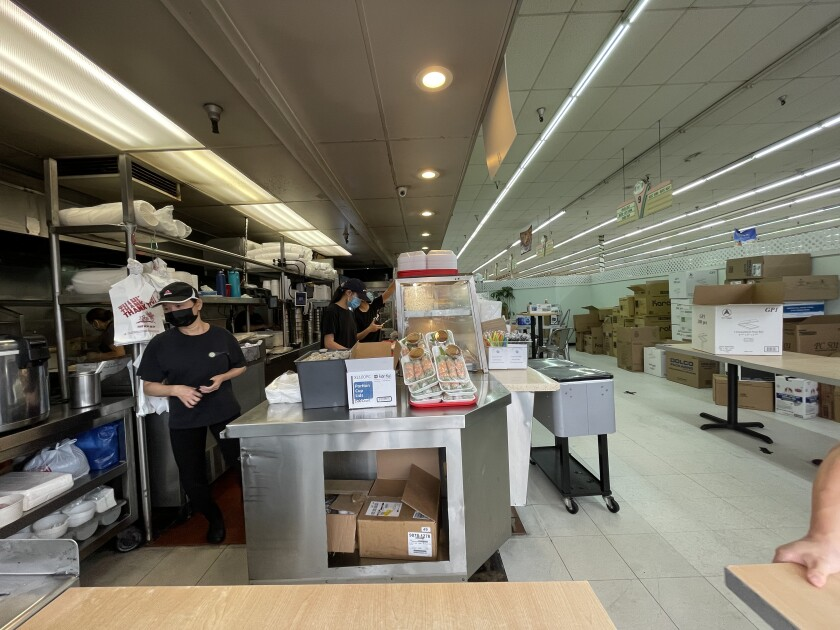 The Dim Sum Co. offers takeout dim sum with online ordering.