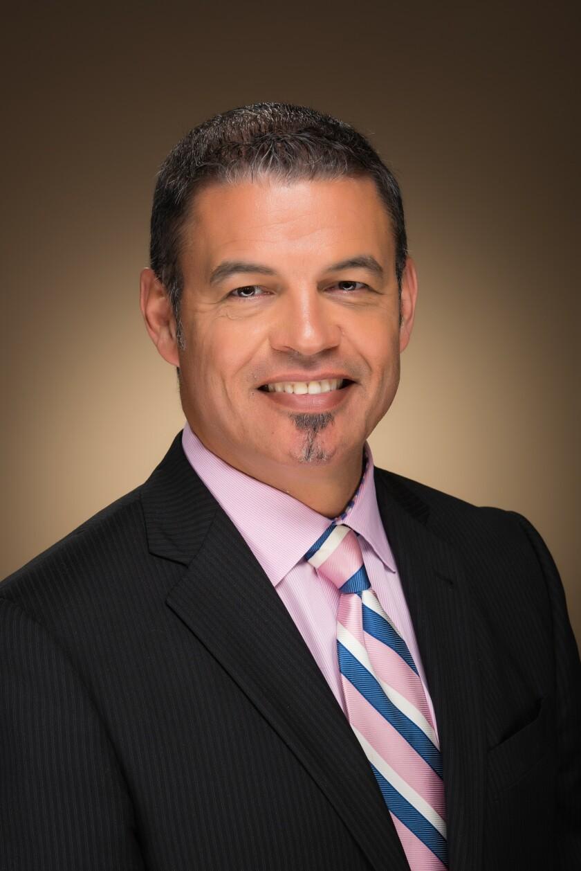 Hassan Abdel-Moneim, Pala Casino Spa & Resort's vice president of hotel operations.