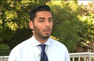 Ammar Campa-Najjar reacts to Hunter indictment