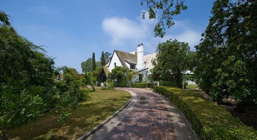 The English Tudor that actress and singer Kathryn Grayson called home for 65 years has sold.