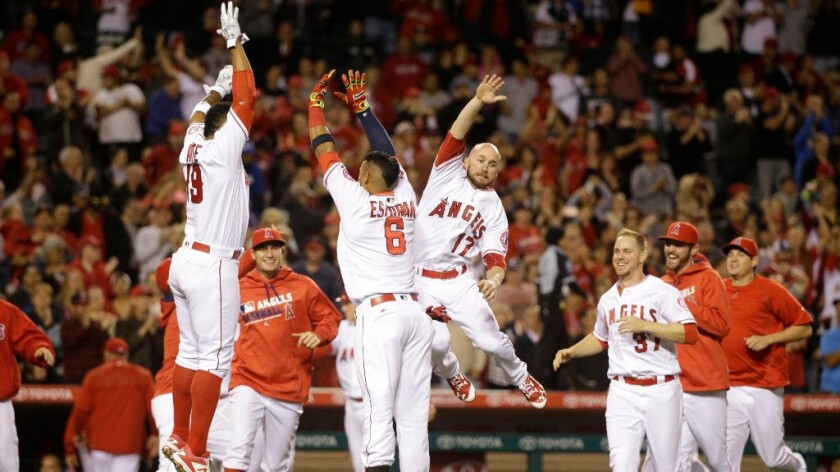 Angels try to stay loose despite struggles