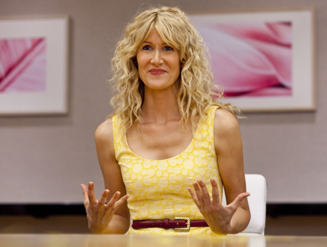 "Laura Dern in ""Enlightened"""